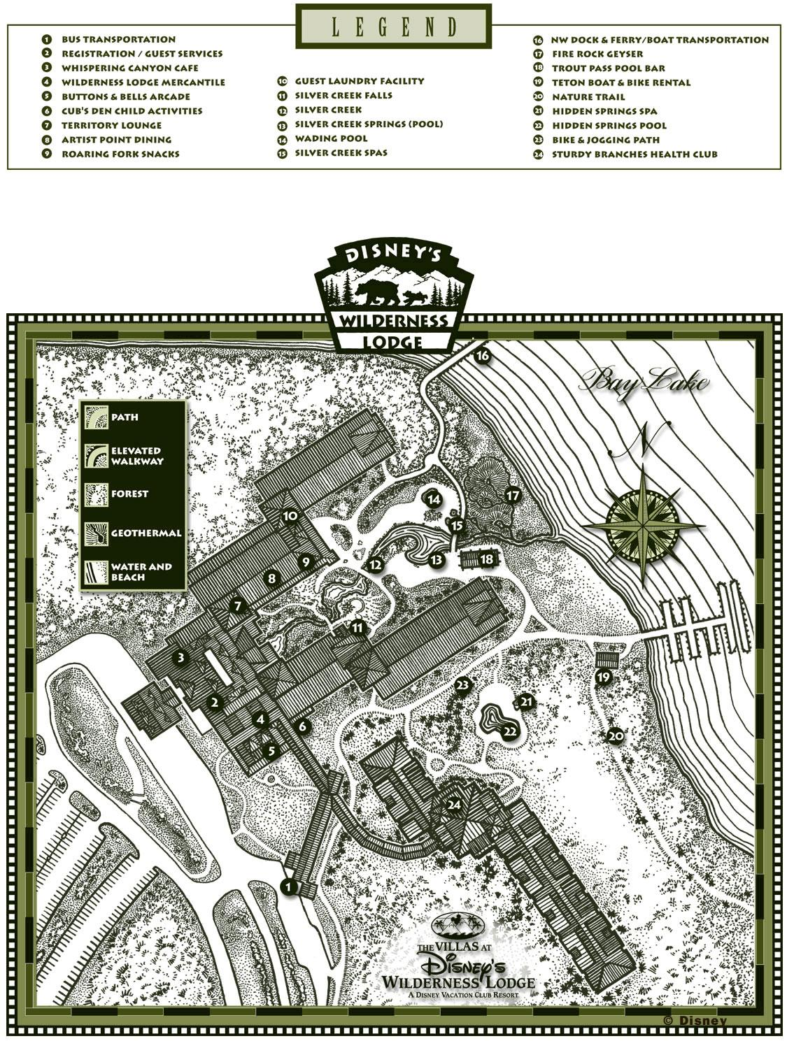 the-villas-at-wilderness-lodge-resort-map1